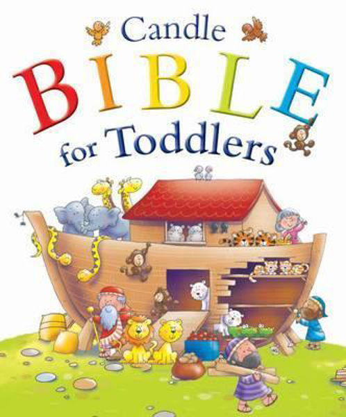 Picture of CANDLE BIBLE FOR TODDLERS