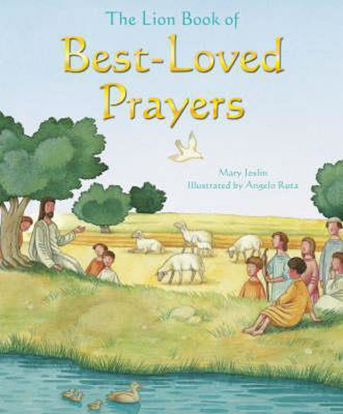 Picture of LION BOOK OF BEST LOVED PRAYERS
