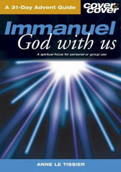 Picture of IMMANUEL GOD WITH US COVER/COVER ADVENT