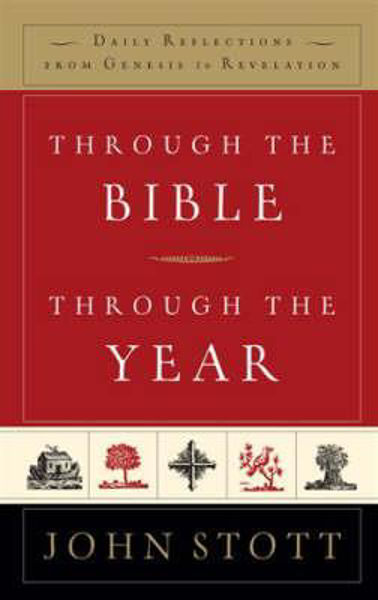 Picture of THROUGH THE BIBLE THROUGH THE YEAR hbk