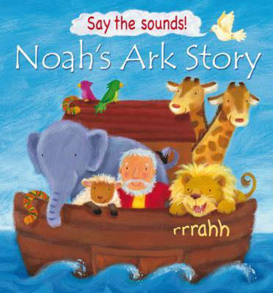 Picture of SEE & SAY/NOAH'S ARK STORY