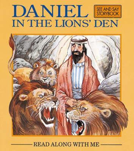 Picture of READ ALONG WITH ME/DANIEL IN LIONS DEN