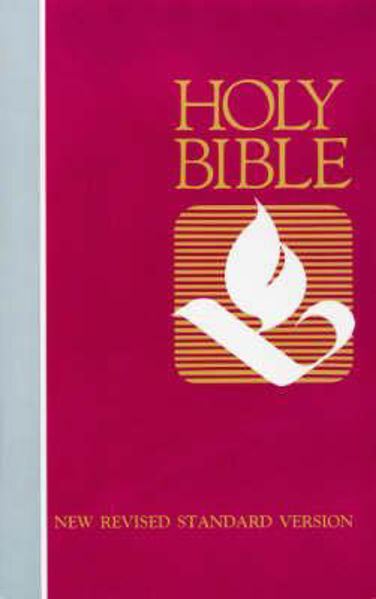 Picture of NRSV PEW BIBLE hbk