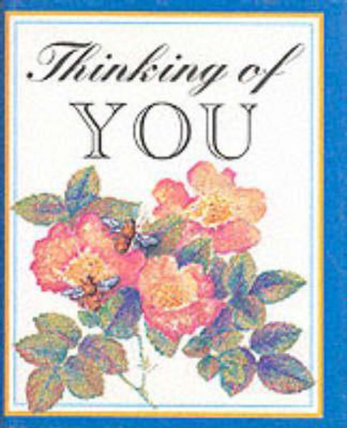 Picture of THINKING OF YOU - (GOD GO WITH YOU)