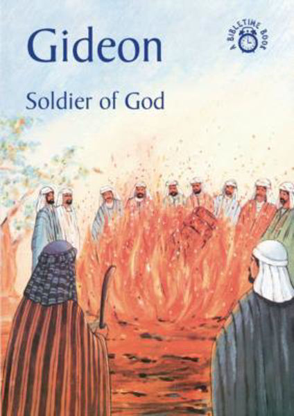 Picture of BIBLE TIME/GIDEON Soldier of God