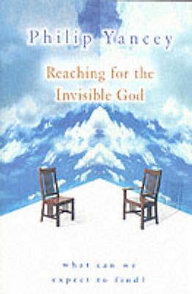 Picture of REACHING FOR THE INVISIBLE GOD