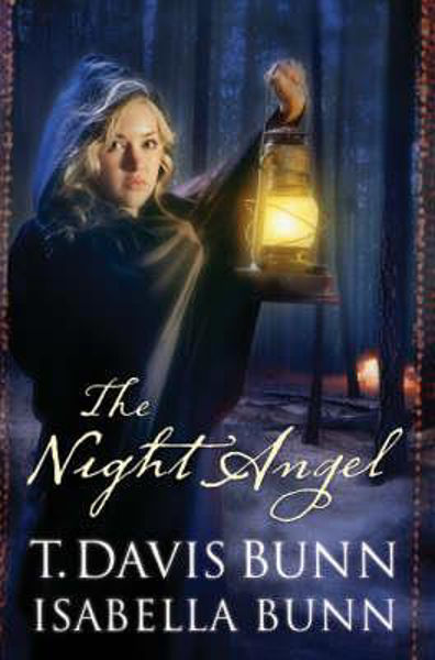 Picture of NIGHT ANGEL /HEIRS OF ACADIA BK 4