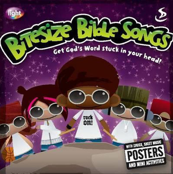 Picture of BITESIZE BIBLE SONGS CD