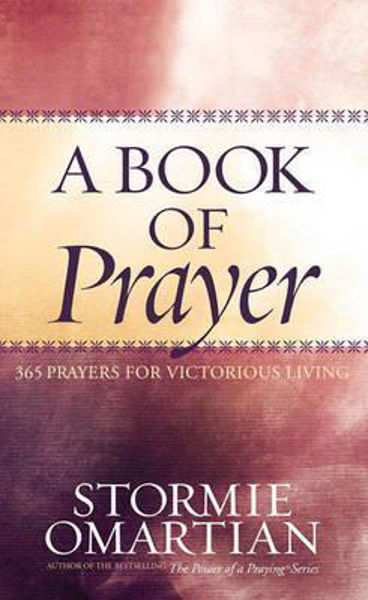 Picture of BOOK OF PRAYER hbk