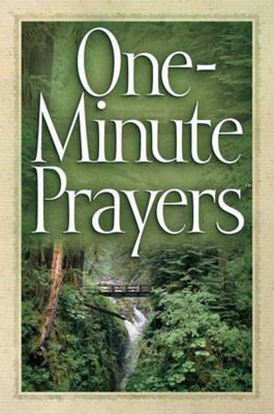 Picture of ONE MINUTE PRAYERS