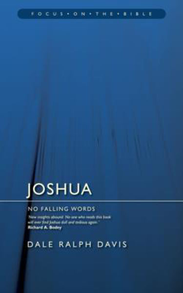 Picture of FOCUS ON THE BIBLE/JOSHUA