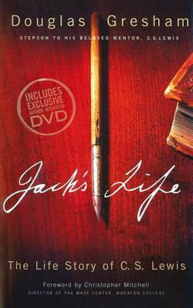 Picture of JACKS LIFE/story of C S LEWIS + DVD