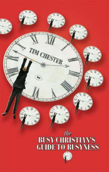 Picture of BUSY CHRISTIAN'S GUIDE TO BUSYNESS