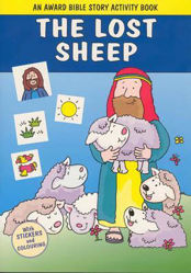 Picture of AWARD BS ACTIVITY/LOST SHEEP