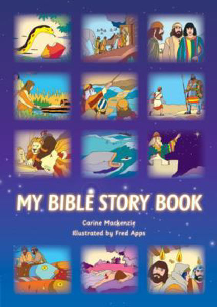 Picture of MY BIBLE STORY BOOK hbk
