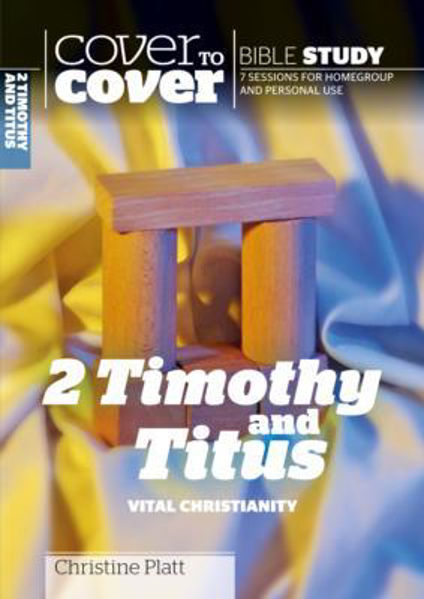 Picture of COVER TO COVER STUDY/ 2 TIMOTHY & TITUS