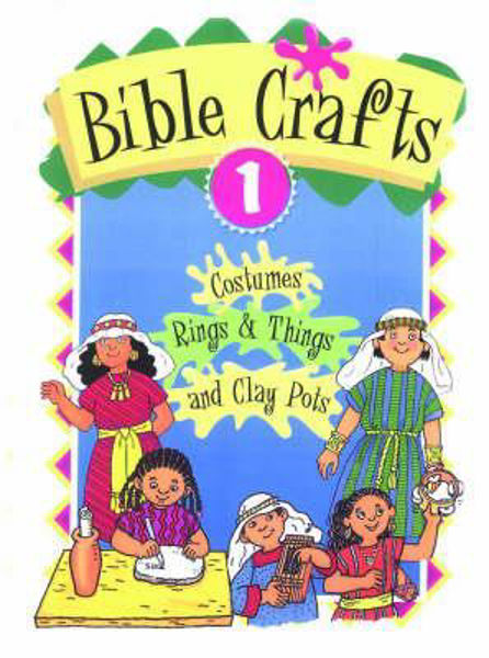 Picture of BIBLE CRAFTS 1