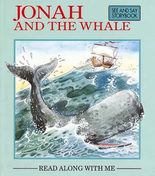 Picture of READ ALONG 1/JONAH & THE WHALE