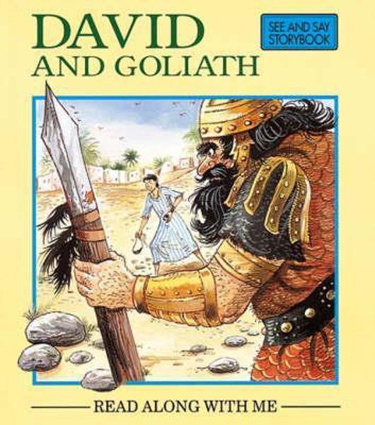 Picture of READ ALONG 1/DAVID & GOLIATH