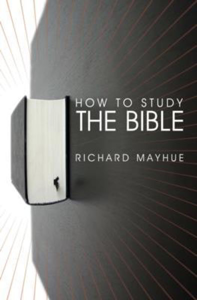 Picture of HOW TO STUDY THE BIBLE