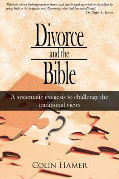 Picture of DIVORCE AND THE BIBLE