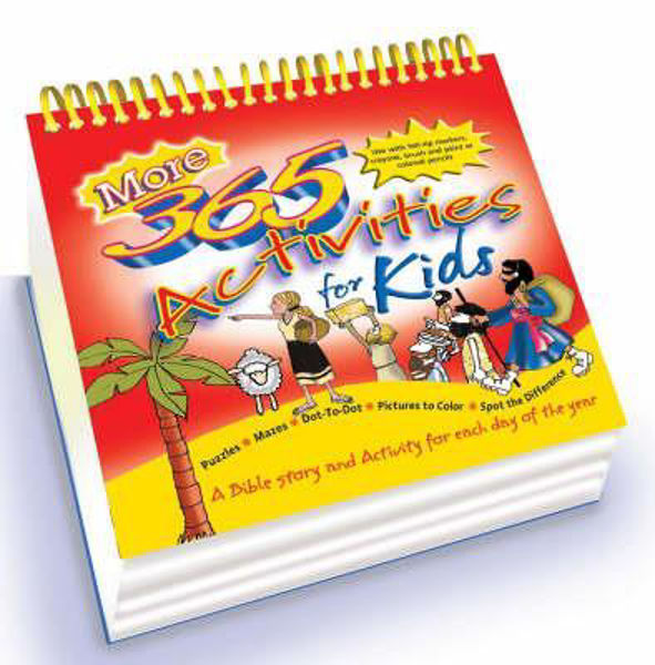 Picture of MORE 365 ACTIVITIES FOR KIDS