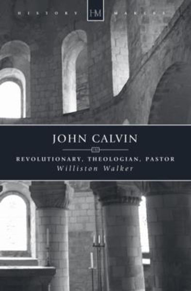 Picture of HISTORY MAKERS/JOHN CALVIN