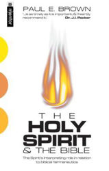 Picture of HOLY SPIRIT AND THE BIBLE PB