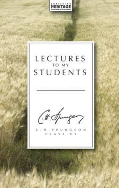 Picture of LECTURES TO MY STUDENTS Hardback edition