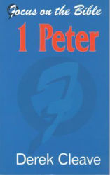 Picture of FOCUS ON THE BIBLE/1 PETER