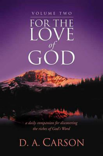 Picture of FOR THE LOVE OF GOD VOL 2 HB
