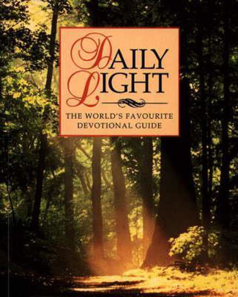 Picture of DAILY LIGHT KJV DAILY LIGHT SMALL Pbk