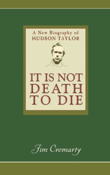 Picture of IT IS NOT DEATH TO DIE HB