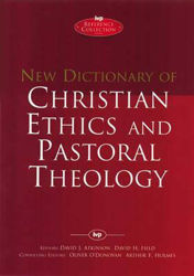 Picture of NEW DICTIONARY OF CHRISTIAN ETHICS AND P