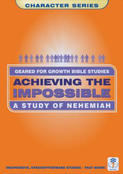 Picture of GEARED 4 GROWTH/NEHEMIAH ACHIEVING IMPOS