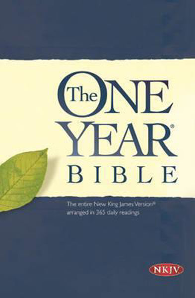 Picture of NKJV THE ONE YEAR BIBLE paperback