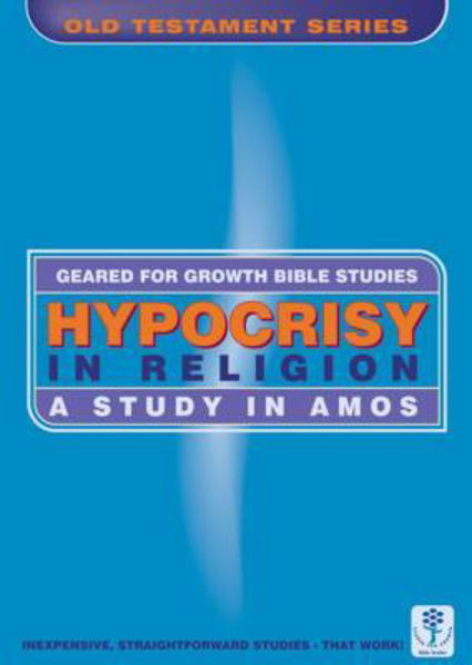 Picture of GEARED 4 GROWTH/AMOS HYPOCRISY RELIGION