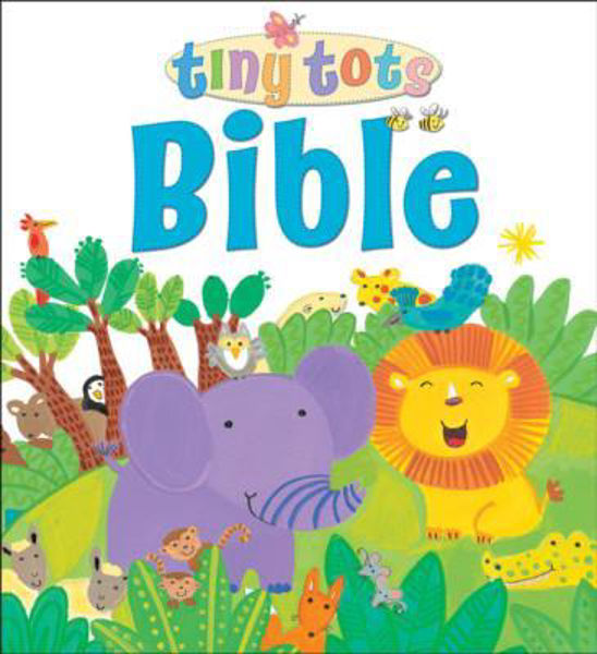 Picture of TINY TOTS BIBLE