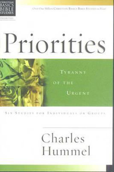 Picture of CHR BASIC/CHRISTIAN BASICS PRIORITIES