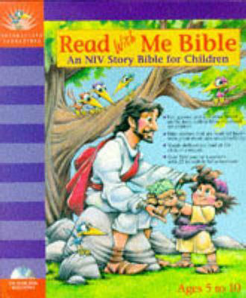 Picture of READ WITH ME BIBLE NIV STORY CDROM
