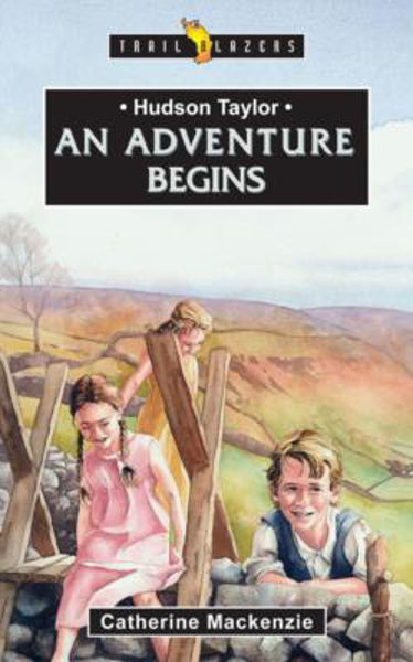 Picture of TRAILBLAZERS/ADVENTURE BEGINS H Taylor