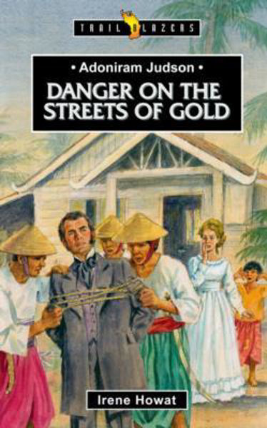 Picture of TRAILBLAZERS/DANGER STREETS GOLD Judson