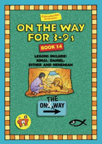 Picture of TNT ON THE WAY/for 3-9'S BOOK 14