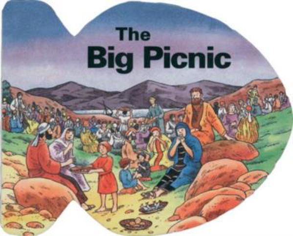 Picture of SHAPED BOARD/BIG PICNIC