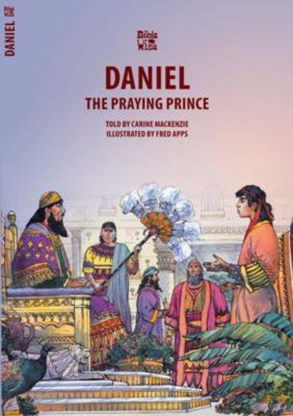 Picture of BIBLE WISE/DANIEL PRAYING PRINCE