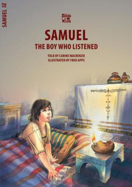 Picture of BIBLE WISE/SAMUEL The Boy who Listened