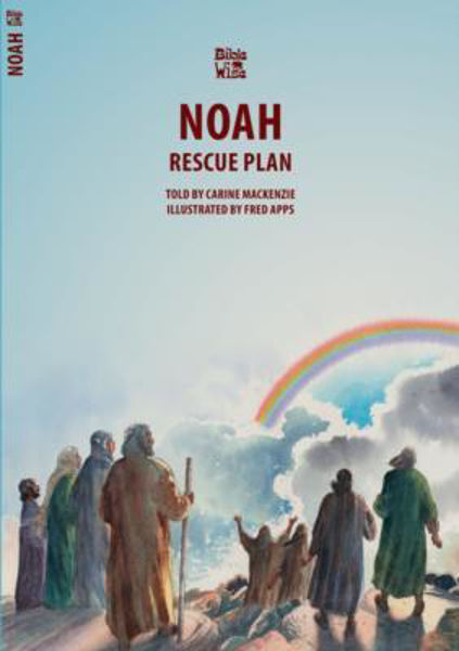 Picture of BIBLE WISE/NOAH Rescue Plan
