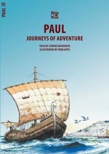 Picture of BIBLE WISE/PAUL Journeys of Adventure