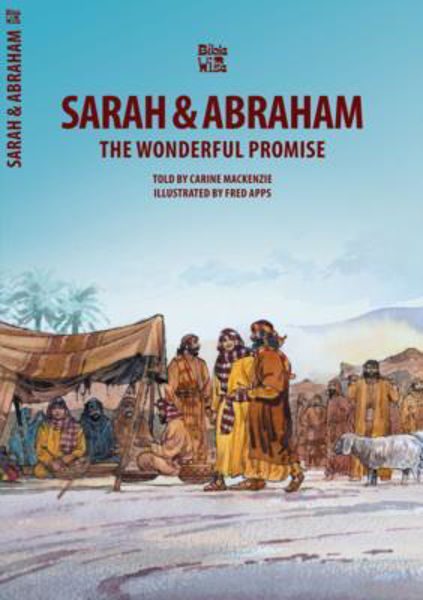 Picture of BIBLE WISE/ SARAH ABRAHAM The wonderful promise