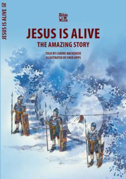 Picture of BIBLE WISE/JESUS IS ALIVE The Amazing Story
